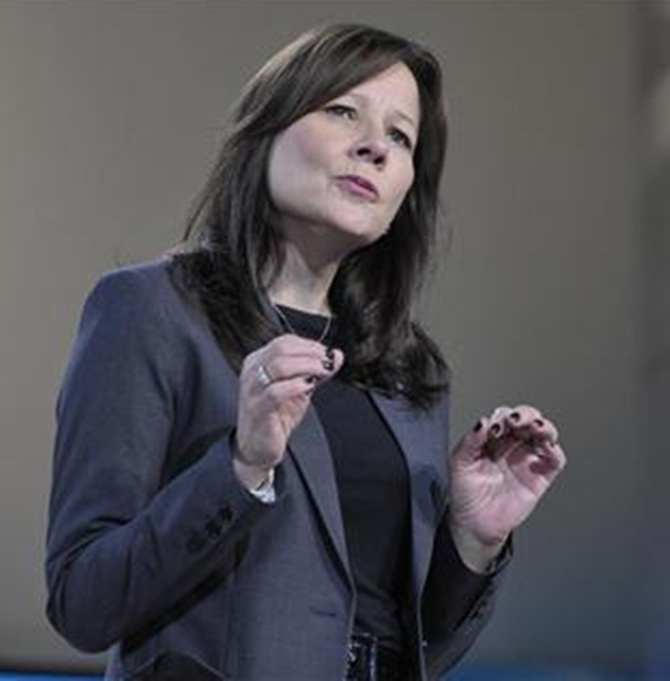 General Motors appoints Mary Barra as chairman