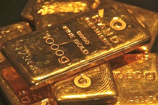 RBI gets windfall from rising gold prices