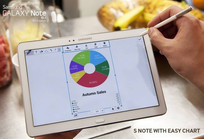 Is Samsung Note 10.1 better than iPad Air? Find out...