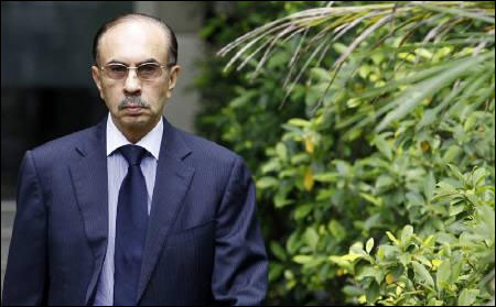 Adi Godrej, patriarch of the Godrej Group.