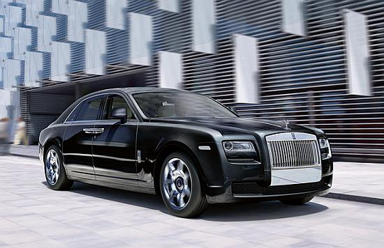 Rolls-Royce to launch exclusive cars for India - Rediff ...