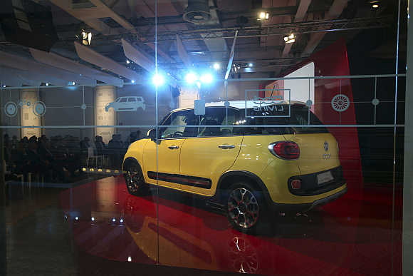 The 500L Living's price has not been announced.