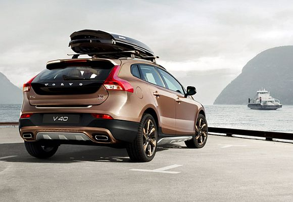 Verdict Volvo V40 Defines What A Crossover Should Be