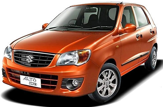 8 closest rivals of Datsun GO