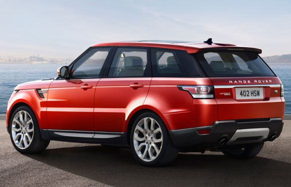 2014 Range Rover Sports to drive in India before Diwali