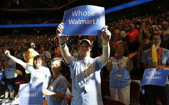 Inside Walmart, the largest retailer in the world