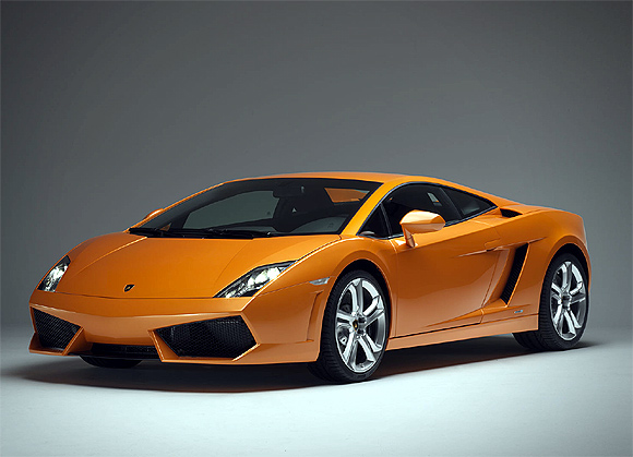 Stunning Lamborghini Gallardo LP550-2 in India