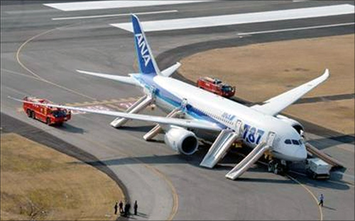 ANA Airlines.