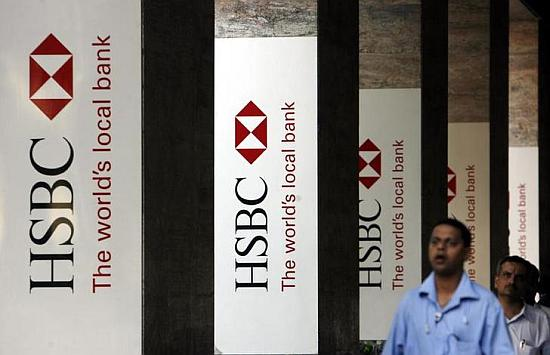 There has been not outcome of the HSBC money laundering case as yet.