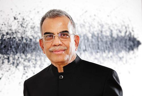 Sobha Developers founder P N C Menon.