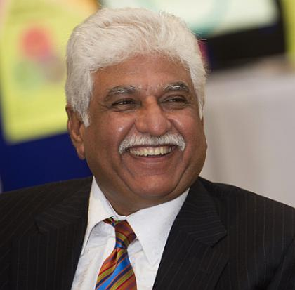 Bharti Enterprises Vice-Chairman and Managing Director Rakesh Mittal.