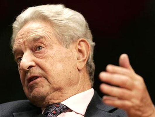 Chairman of Soros Fund Managment George Soros.