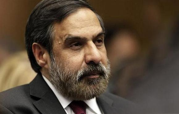Minister of Commerce and Industry Anand Sharma. India needs to urgently engage with the US.