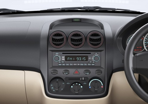 Chevrolet Enjoy interiors