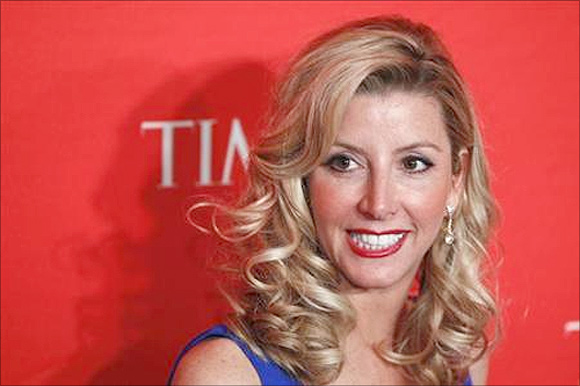 Sara Blakely, the founder of shapewear brand SPANX.