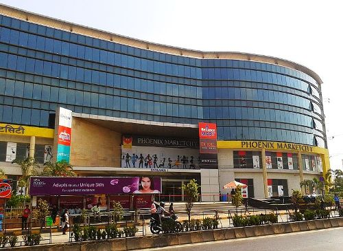 Phoenix Market City Mall in Kurla, Mumbai.