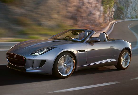 Jaguar F-Type: Ample dose of style, luxury and thrill
