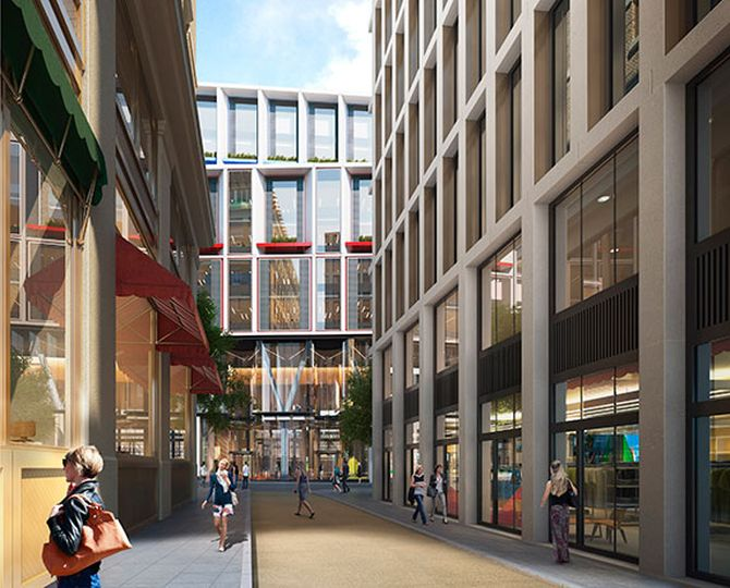 Inside Google's upcoming London headquarters