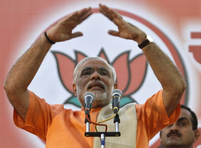After Goldman, CLSA goes gaga over Modi