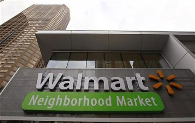 It was alleged that Wal-Mart entered into the Indian multi-brand retail sector through its investment in Bharti Group even before the retail sector was opened up foreign investment.