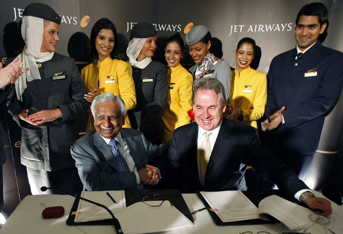 Jet-Etihad have made little changes in the clauses of the original stake sale agreement.