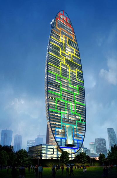 Buildings That Will Change India S Skyline Rediff Com