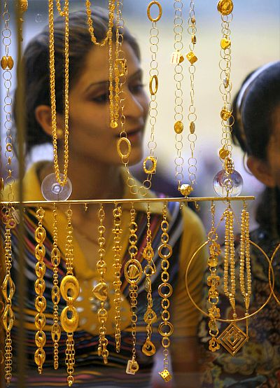 How to curb the demand for gold