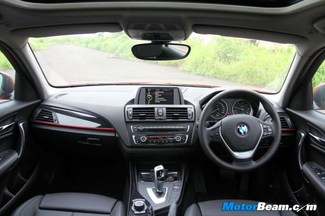 bmw  series offer   driving experience   segment rediffcom business