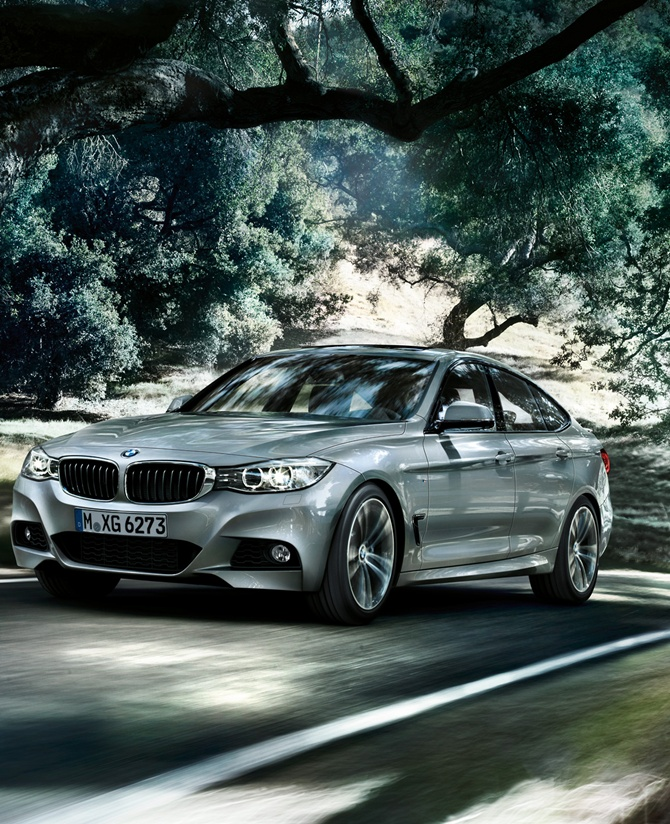 BMW To Launch Stunning 3-Series GT Model In India