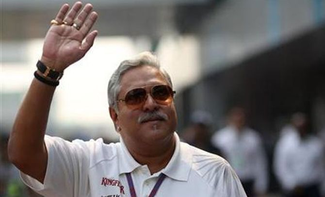 Bad times erode $50 mn from Vijay Mallya's fortune