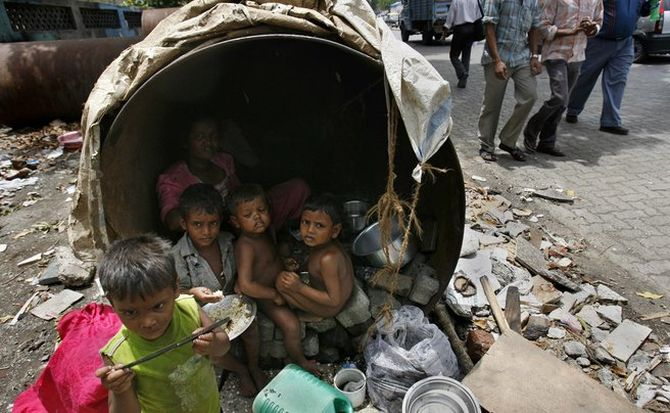 271 mn Indians came out of poverty in 2006-16