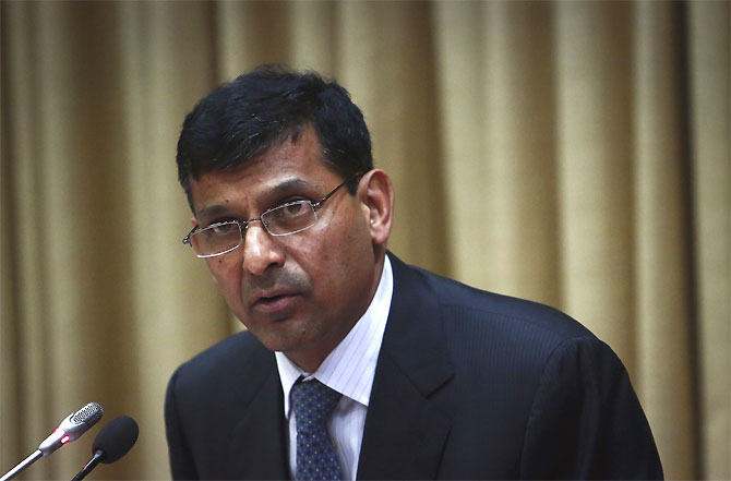 Raghuram Rajan on the right track to save economy
