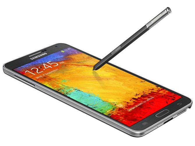 Samsung launches smartwatch, Galaxy Note 3