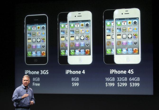 iphone through the years the magical apple iphone through the years rediff 7734