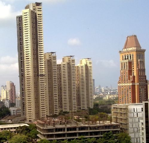 The tallest buildings in India