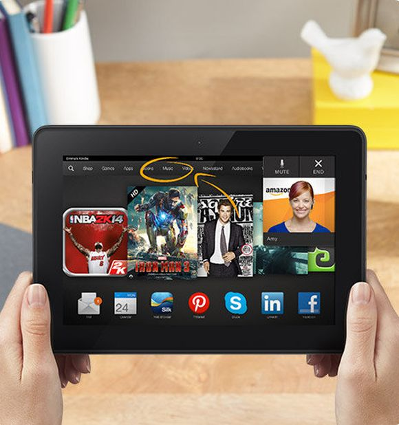 Top 5 'must have' apps for tablets