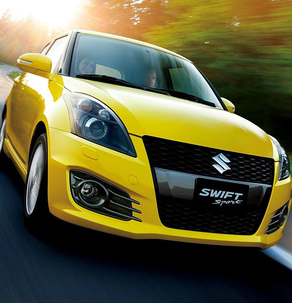 Maruti Suzuki Swift. The company had recalled only 592 Swift.