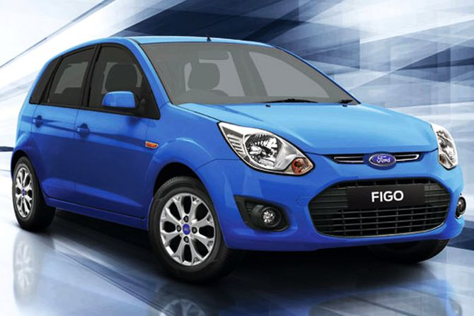 Ford Figo. Ford had recalled Figo in 2013.