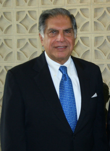 Ratan Tata, Chairman Emeritus of Tata Sons.