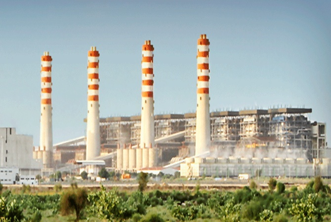 JSW Energy's Barmer plant
