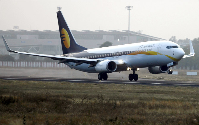 Jet Airways has invested Rs 3,400 crore (Rs 34 billion) in JetLite.