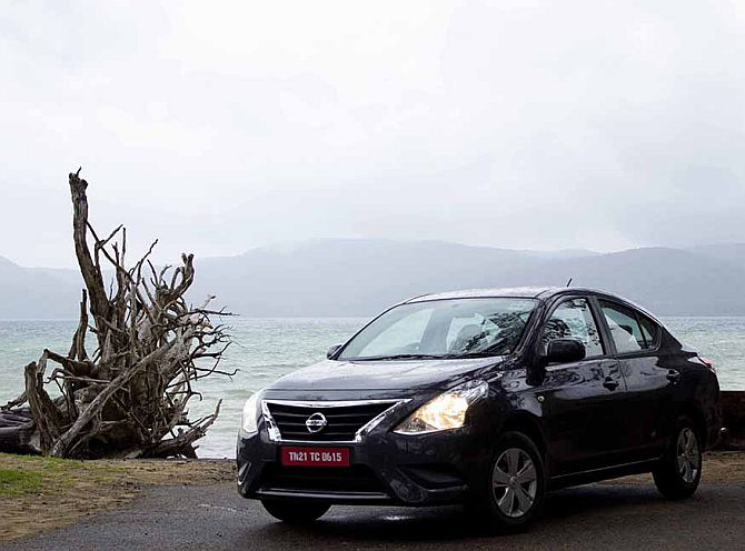 New Nissan Sunny: A value for money family car