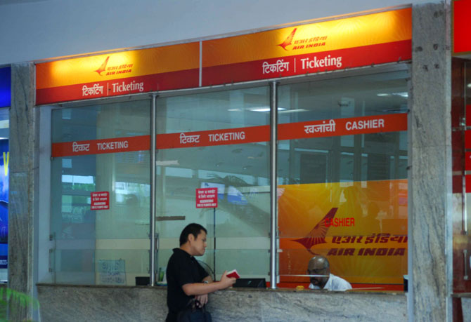 Air India has city offices at 64 locations in the country. German carrier Lufthansa maintains city offices only in Delhi and Mumbai.