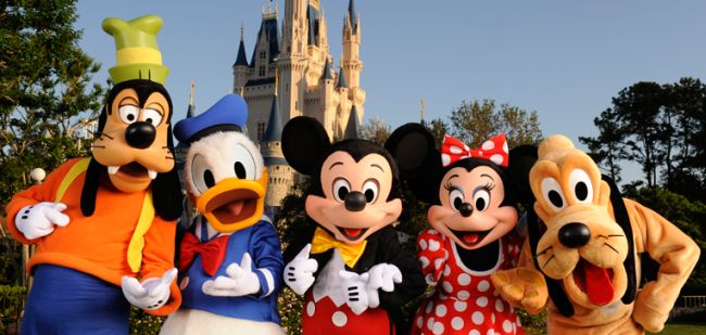 Walt Disney has recently reports a 27 per cent jump in earnings per share.