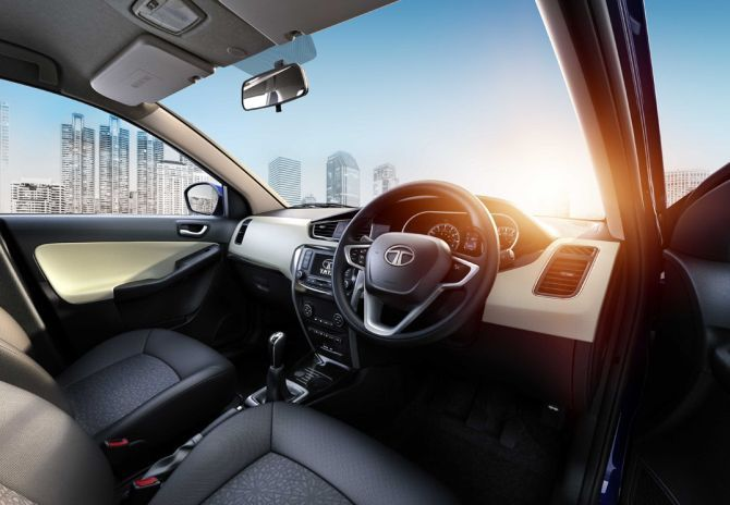 Tata Zest has the best features in its class