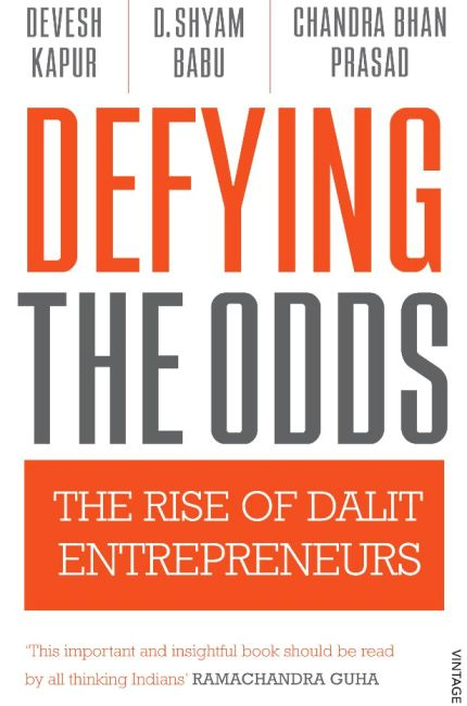 Cover of the book Defying the Odds: The Rise of Dalit Entrepreneurs.