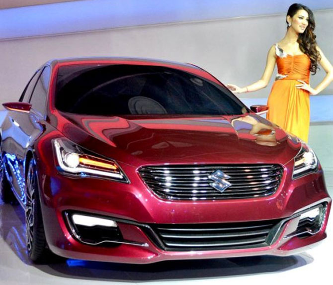 Car makers eye festive season to revive fortunes