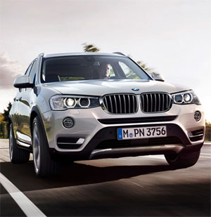 BMW launches new X3 at Rs 49.9 lakh
