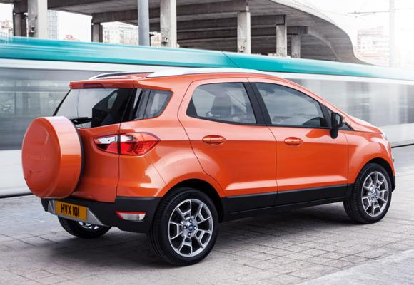Ford India Recalls 20 752 Units Of Ecosport