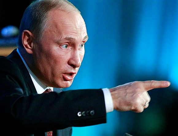 India News - Latest World & Political News - Current News Headlines in India - Putin can't bend like Beckam, tensions with US will rise